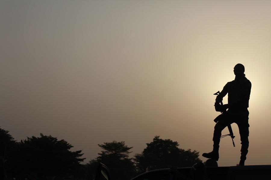 APTOPIX Ivory Coast