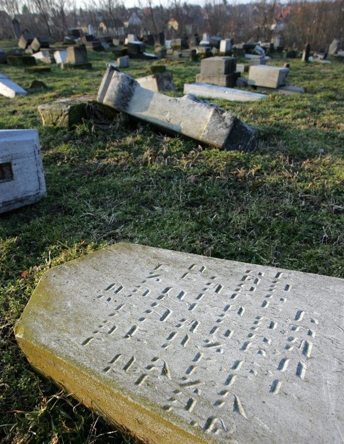 Осквернение могил в Венгрии