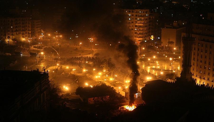Протест в Египте