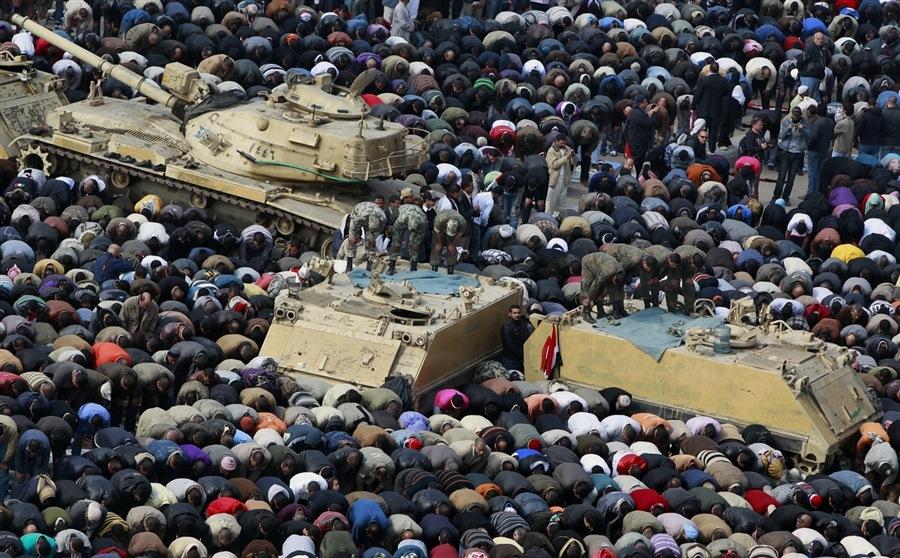 Пощадь Тахрир