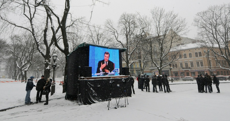 UKRAINE-POLITICS-YANUKOVYCH