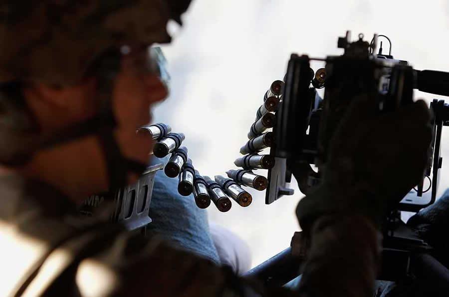 Афганистан американский солдат