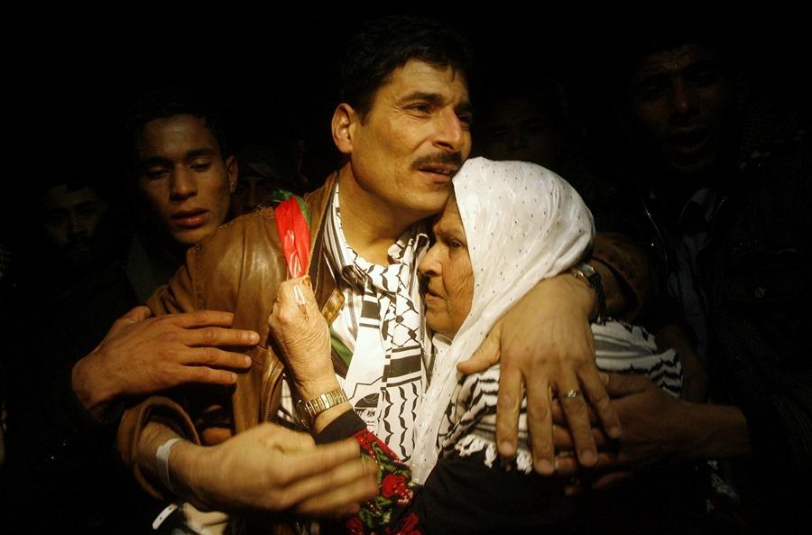 Последние палестинцы совобождены